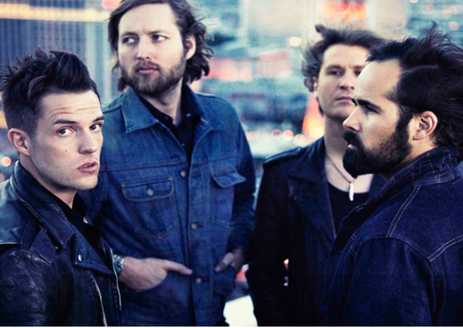 THE KILLERS ANNOUNCE FIRST UK TOUR DATES IN FOUR YEARS!