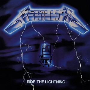 Ride the Lightning showcases Metallica at its best