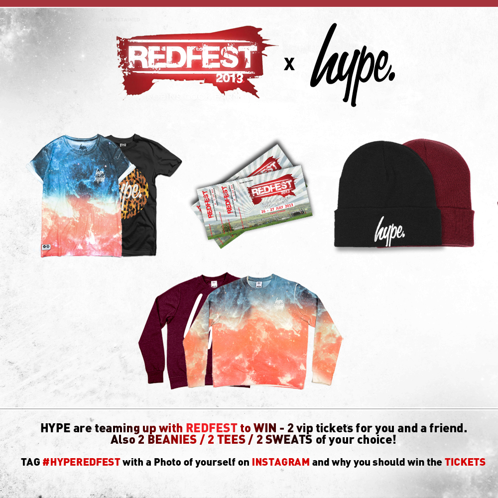 Redfest Hype