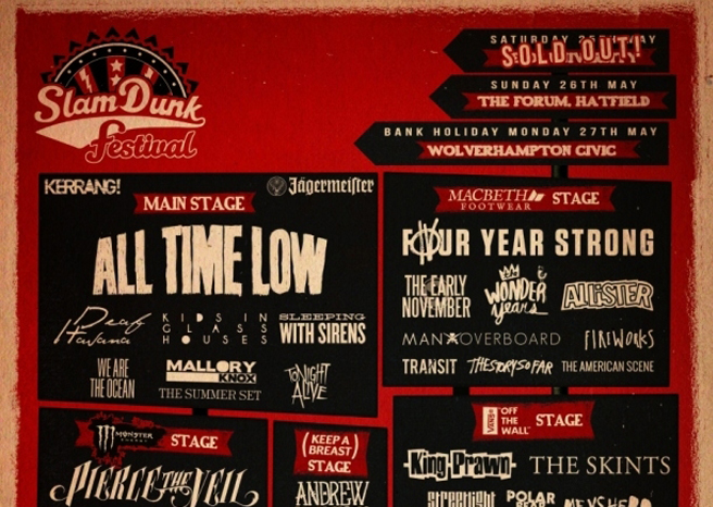 slam dunk review