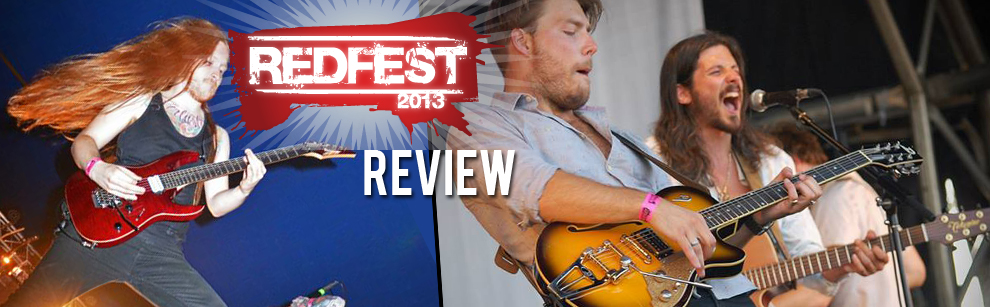 redfest review