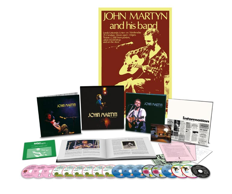 John Martyn 'The Island Years' Limited Edition Box Set ...