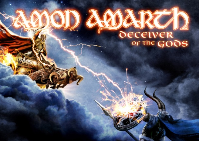 amon amarth deceiver of the gods banner