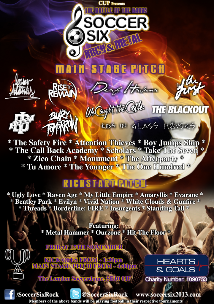 Rock Flyer - Line Up (2)