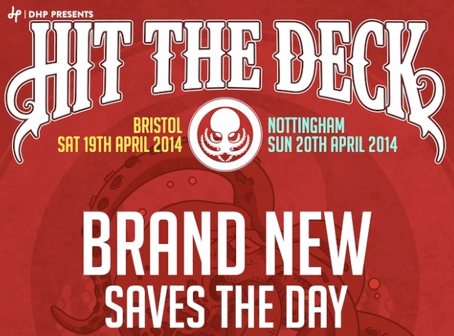 hit the deck 2014 banner