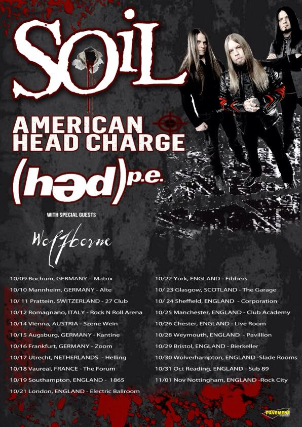 soil uk tour october 2014 ramzine