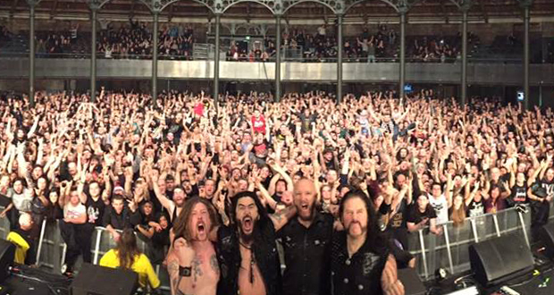 machine head, london