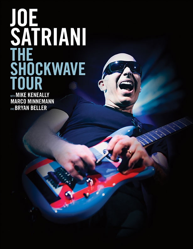 joe satriani november 2015 uk tour ramzine. Black Bedroom Furniture Sets. Home Design Ideas