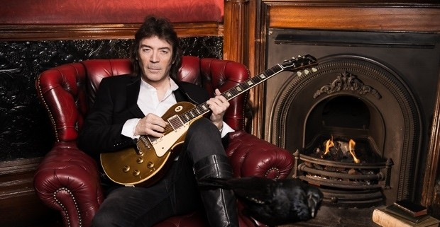 Steve Hackett photo credit Tina Korhonen 2