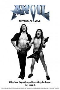 'Anvil, The Story of Anvil' DVD Cover