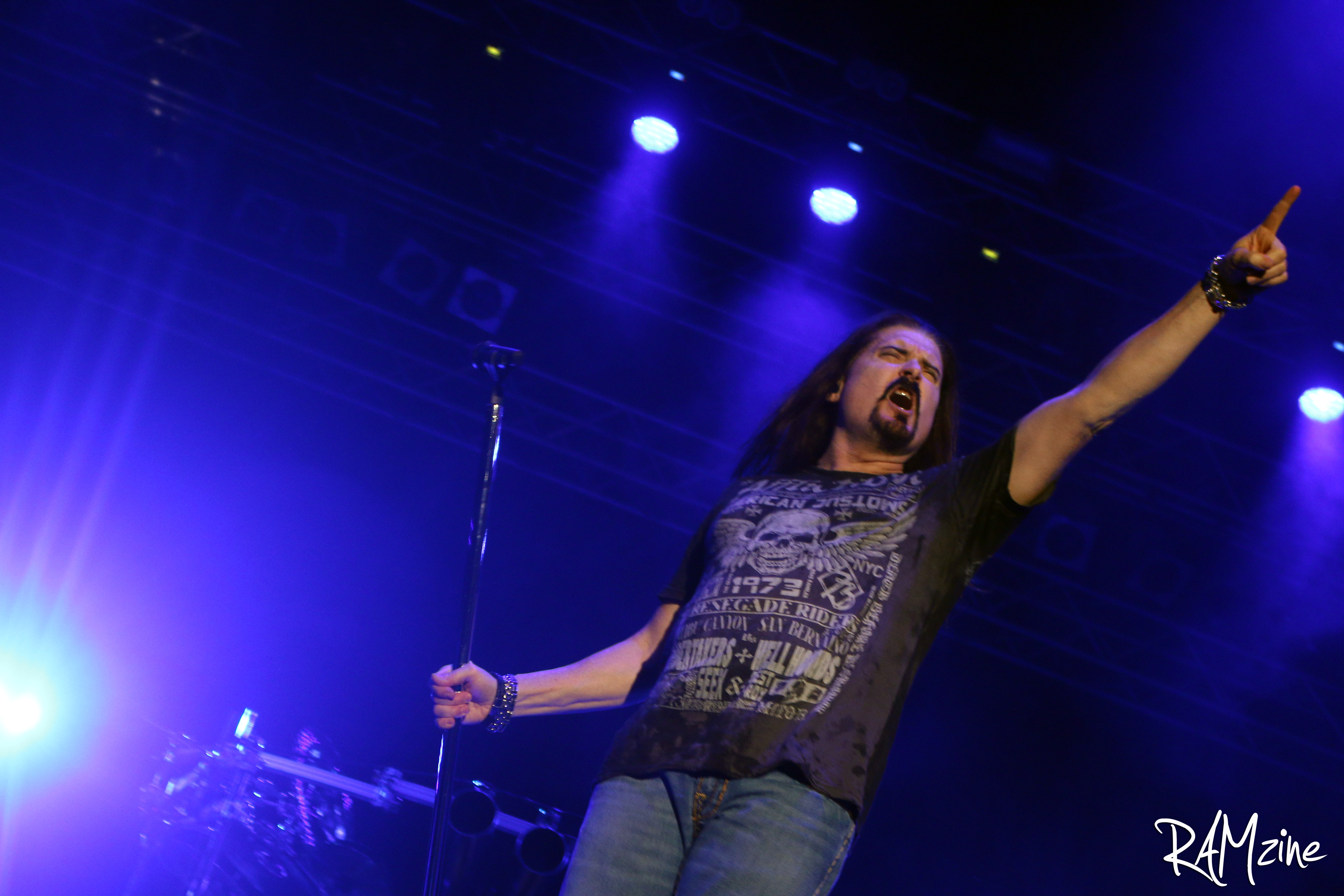 Dream Theater at MetalDays 2015