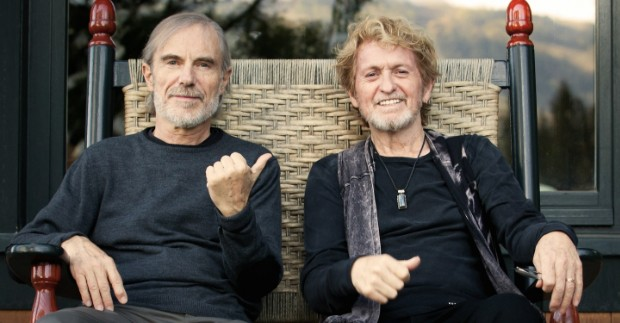 Jon Anderson and Jean Luc Ponty