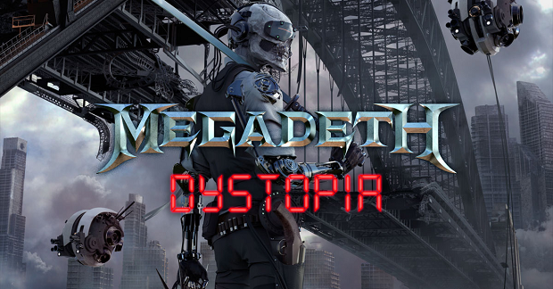 megadeth return with new album dystopia ramzine. Black Bedroom Furniture Sets. Home Design Ideas
