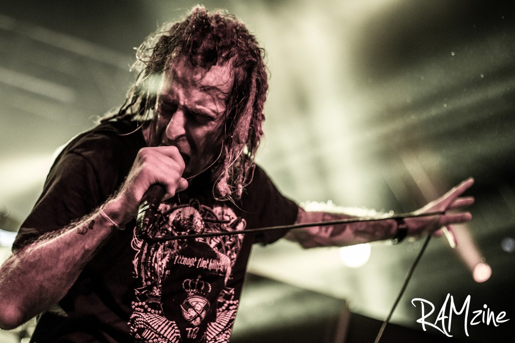 Lamb Of God. Photo credit to Jay Russell (Milk & Sugar Photography).