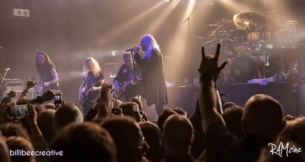 Saxon at Hard Rock Hell 2015 by Lisa Billingham of Billibee