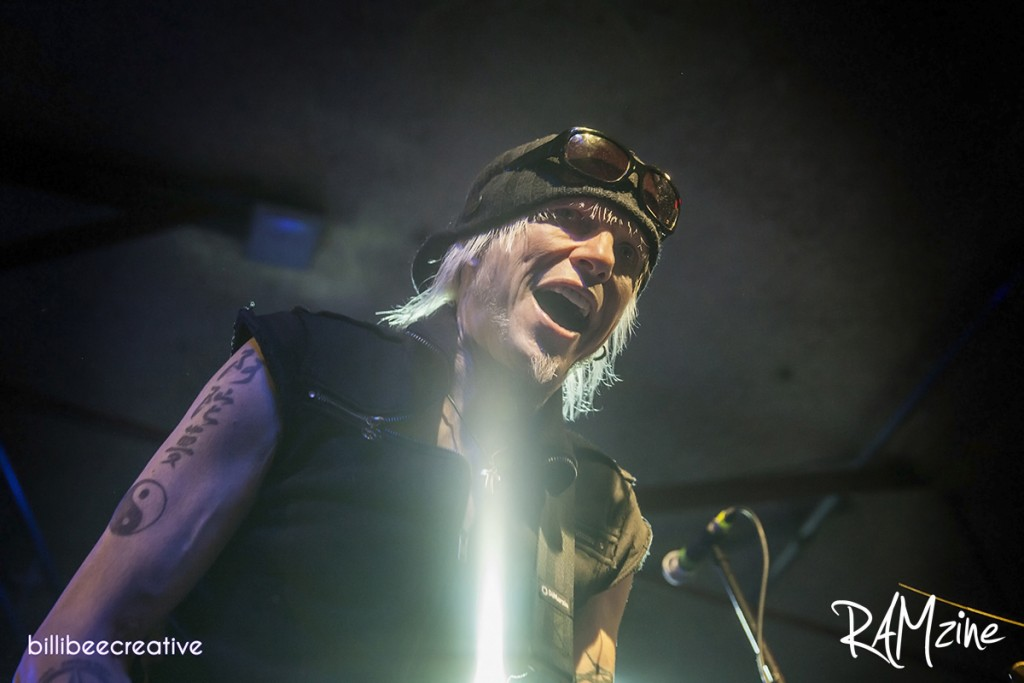 Michael Schenker. Photo © Lisa Billingham of Billibee Creative.