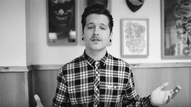 DANIEL WINTER-BATES DISCUSSES THE BAND'S 'TOP 5 THINGS OF 2016' IN NEW ALBUM TRAILER.