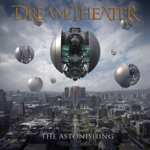 Dream Theater - The Astonishing, album cover.
