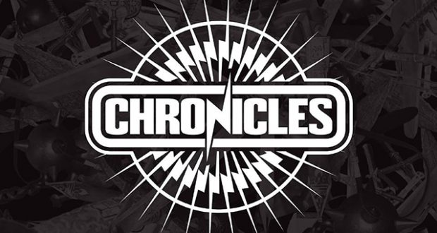 Chronicles The Measure EP Artwork