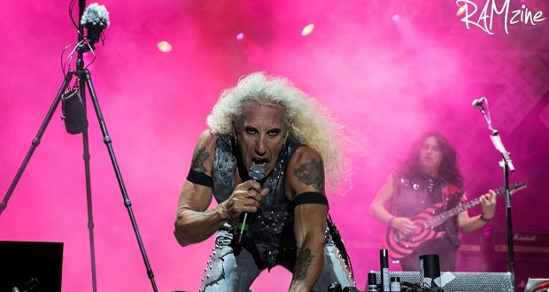 Twisted Sister's Dee Snider by Ash Crowson