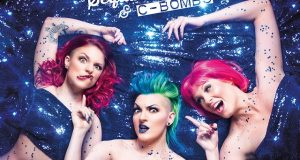 Sequins & C-Bombs Cover