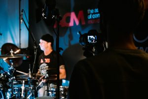 Chad Smith red hot chilli peppers