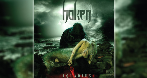 Haken - Aquarius Re-issue 2017