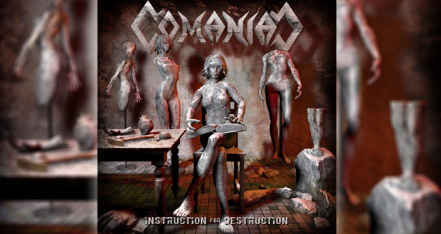 Comaniac - Return to the Wasteland