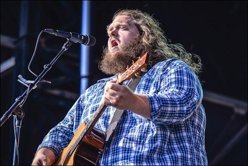 Matt Andersen by Sean Sisk
