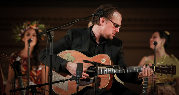 Joe Bonamassa by Christie Goodwin