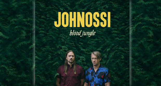 Johnossi Blood Jungle