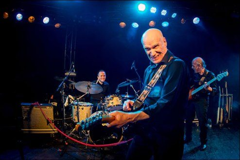 Wilko Johnson photo by Leif Laaksonen