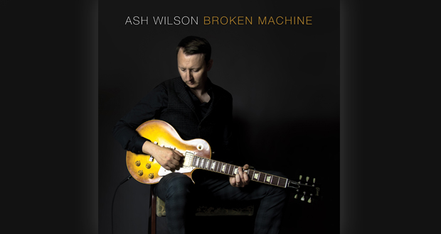 ash wilson - broken machine