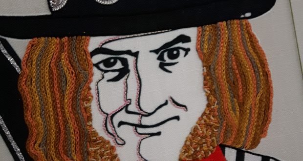 Noddy Holder Stitched