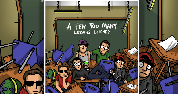 A Few Too Many - A Lesson Learned
