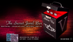 Steve Vai Secret Jewel Box copy