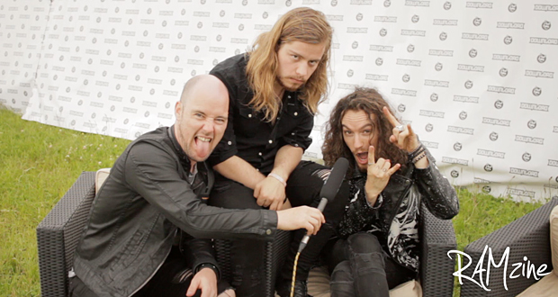 rAVENeYE Download Festival