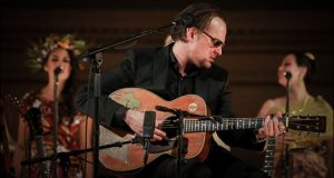 Joe Bonamassa Carnegie show photo by Christie Goodwin
