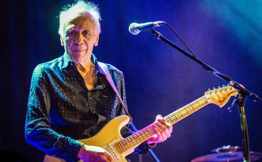 Robin Trower by Laurence Harvey