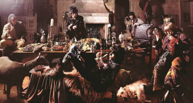The Beggars Banquet