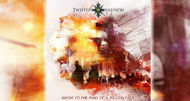 Twisted Illusion - Insight into the mind of a million faces