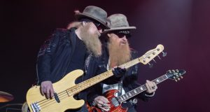 ZZ TOP Ramblin Man Fair
