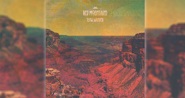Red Mountains - Slow Wander