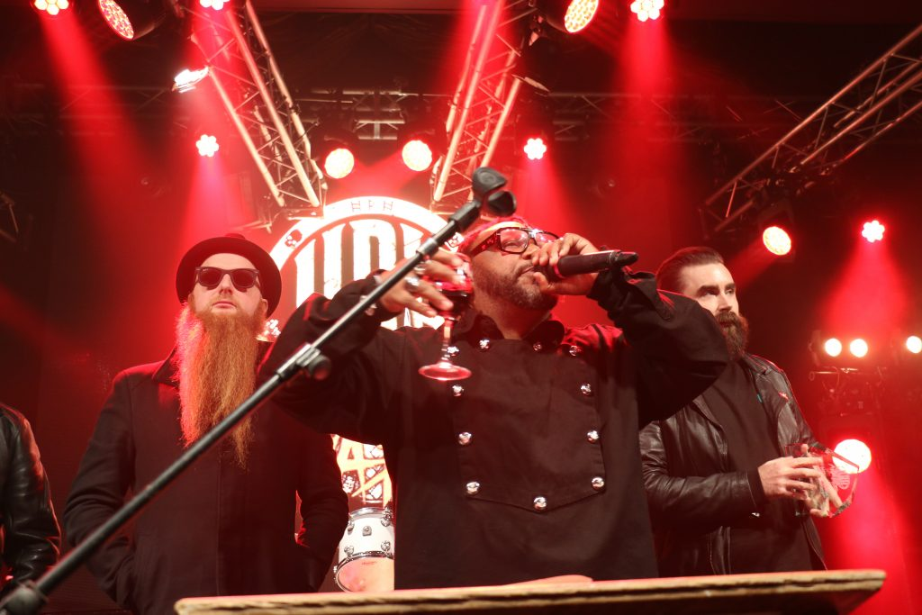 Skindred ata HRH Awards
