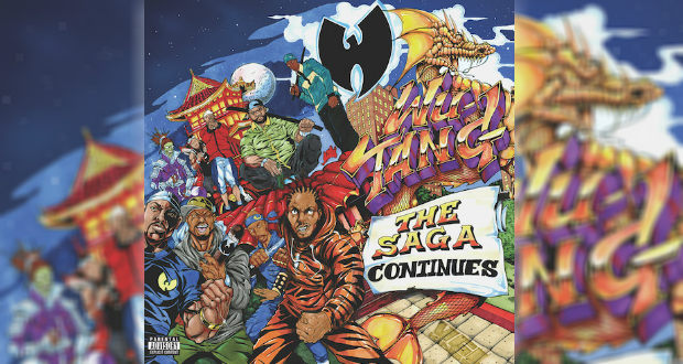 Wu Tang - The Saga Continues