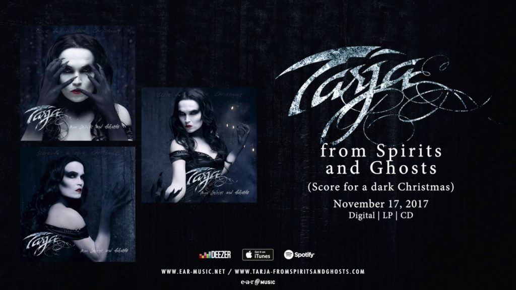 TARJA .. From spirits and ghosts