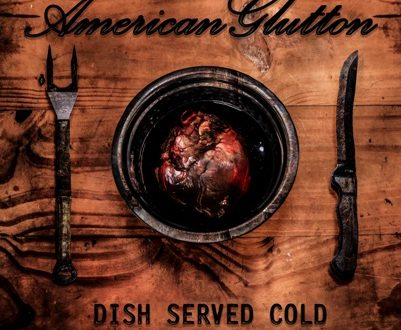American Glutton record cover