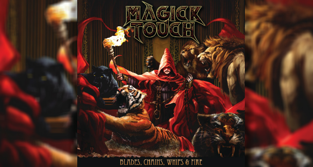 Magick Touch Blades, Chains, Whips & Fire
