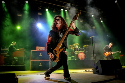 3eccf64149445a Black Country Communion – Wolverhampton Civic Hall, January 2nd 2018 ...