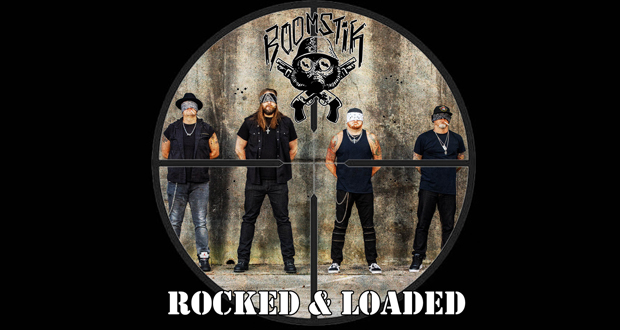 Boomstik's Rocked and Loaded